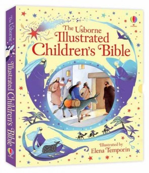Bibles and Bible stories - The Usborne illustrated children's Bible
