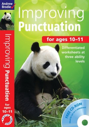 Andrew Brodie-Improving Punctuation Complete Set