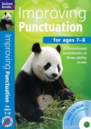 Improving Punctuation Ages: 7-8