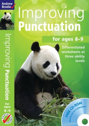Improving Punctuation Ages 8-9