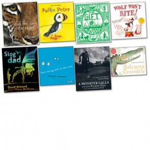 Kate Greenaway Medal Shortlist Pack 2012