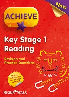 Achieve KS1 Reading Revision and Practice Questions, Pack of 15 Pupils Books