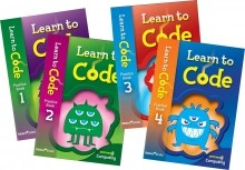 Learn to Code Practice Book Pack