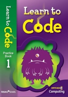 15 copy pack of Learn to Code Practice Book 1
