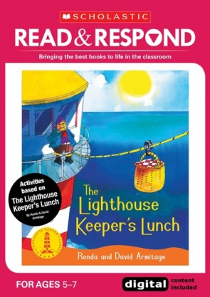 Read & Respond: The Lighthouse Keeper's Lunch