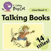 Big Cat Lime Talking Books