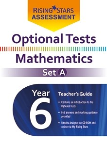 Optional Tests Mathematics Year 6 School Pack Set A