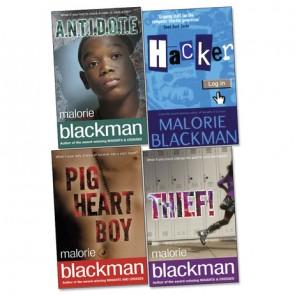 Malorie Blackman Pack