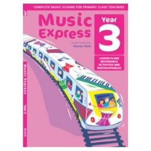 Music Express Year 3