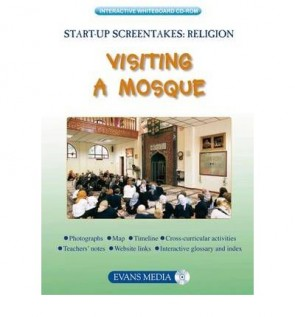 Start-Up Screentakes: Religion - Visiting a Mosque