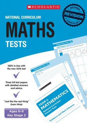 National Curriculum Tests: Maths Tests (Year 4) x 6