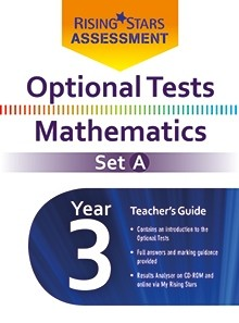 Optional Tests Mathematics Year 3 School Pack Set A | Rising Stars