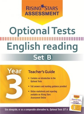 Optional Tests Reading Year 3 School Pack Set B