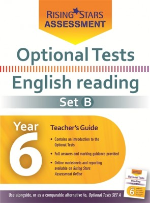 Optional Tests Reading Year 6 School Pack Set B