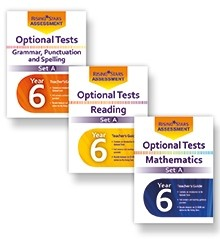 Optional Tests | Rising Stars Assessment | Optional Tests Year 6 Complete Pack Set A