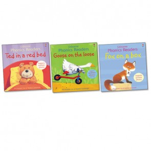 Usborne Phonics Readers Pack