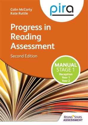 PIRA Stage One (Tests R-2) Manual - 2ED (Progress in Reading Assessment)