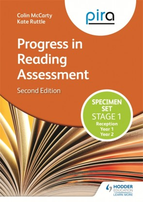 PIRA Stage One (Tests R-2) Specimen Set - 2ED (Progress in Reading Assessment)