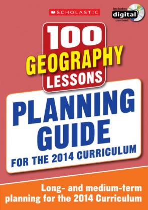 100 Geography Lessons: Planning Guide