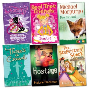 Primary Girls Reading Pack - 20 Books