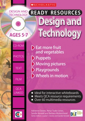 Ready Resources-Design and technology 5-7