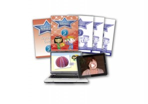 Rising Stars Mathematics Year 2 Pack with online access