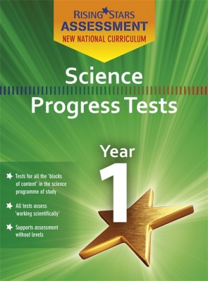New Curriculum Assessment Science Year 1 Book Pack