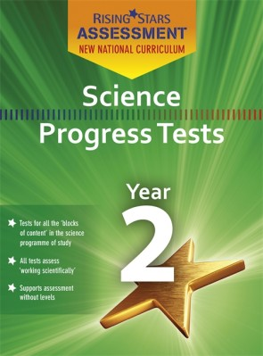New Curriculum Assessment Science Year 2 Book Pack