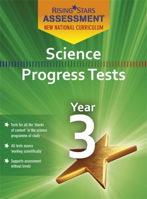 New Curriculum Assessment Science Year 3 Book Pack