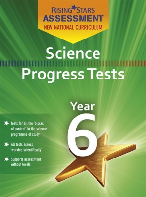 New Curriculum Assessment Science Year 6 Book Pack