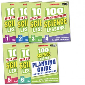 100 Science Lessons: Full Pack