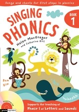 Singing Phonics Book 1