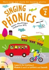 Singing Phonics Book 2