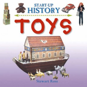 Start up History Big Book-Toys