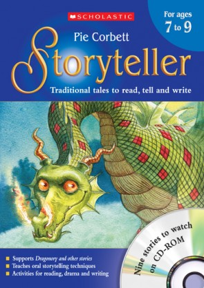 Pie Corbett's Storyteller: Teacher's Book Ages 7-9