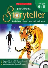 Pie Corbett's Storyteller:Teachers Book Ages 9-11
