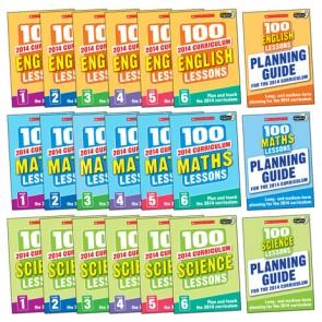 100 Lessons Super Easy-Buy Pack