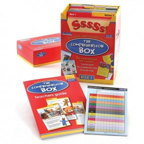 The Comprehension Box 1 - Age 7-8+