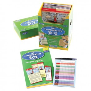 The Comprehension Box 2 - Ages 9-10