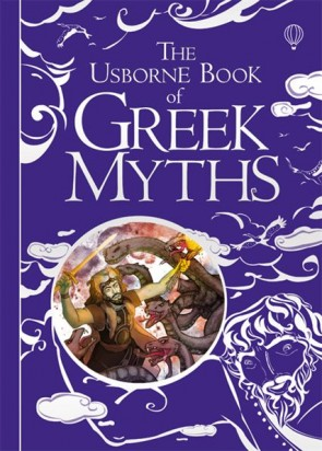 Clothbound story collections - Greek myths