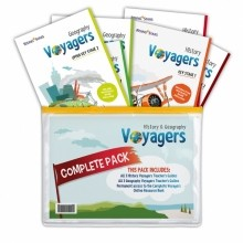 Voyagers Upper Key Stage 2 Pack