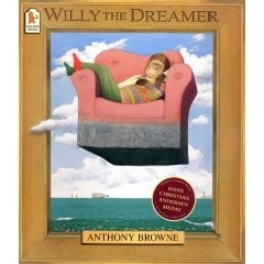 Willy the Dreamer by Anthony Browne