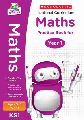 National Curriculum Mathematics Practice Book - Year 1