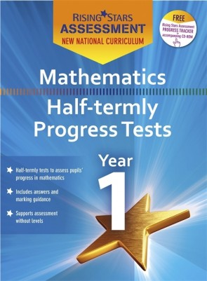 Half-termly Progress Tests Mathematics Year 1