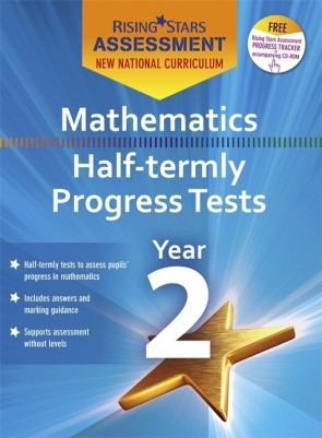 Half-termly Progress Tests Mathematics Year 2