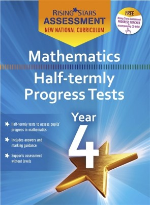 Half-termly Progress Tests Mathematics Year 4