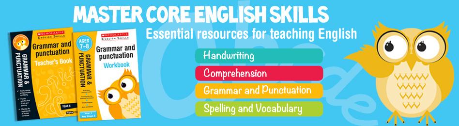 Scholastic English Skills