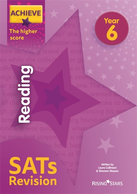 SATs Reading | Rising Stars Achieve SATs Practice
