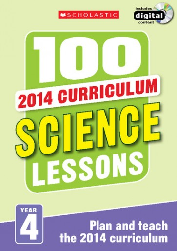 2014 Curriculum: 100 Science Lessons: Year 4