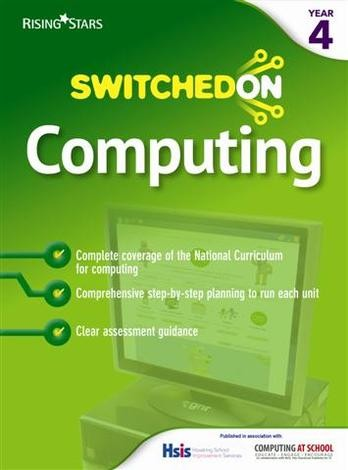 Switched on Computing Year 4